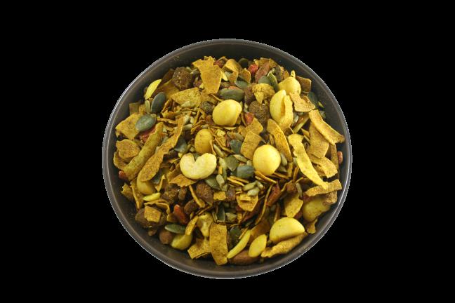 LCHF Cinnamon Tumeric